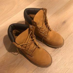 Timberland women's basic waterproof boots